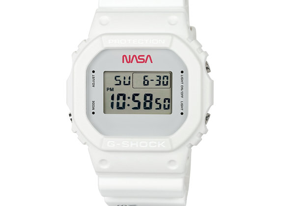 G-Shock ALL SYSTEMS GO DW5600 Watch | white