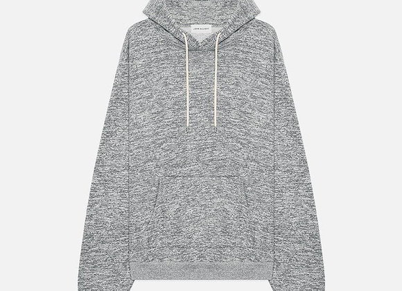 John Elliott BEACH Hoodie | co-mix charcoal