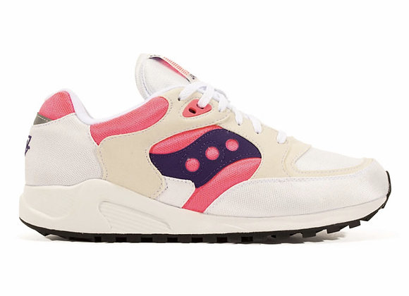 Saucony Originals JAZZ 4000 OG | white/pink/purple