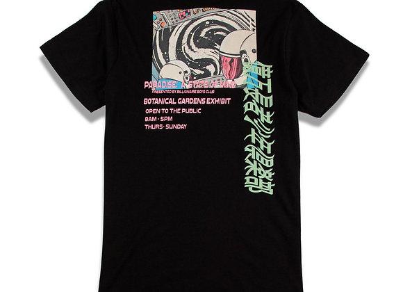 Billionaire Boys Club BB VOYAGE T-Shirt | black