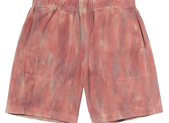 Stussy DYED EASY Shorts | rust