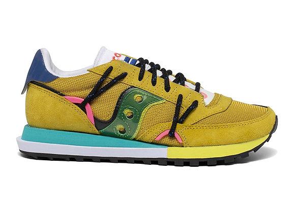 Saucony JAZZ DST Sneakers | yellow/blue