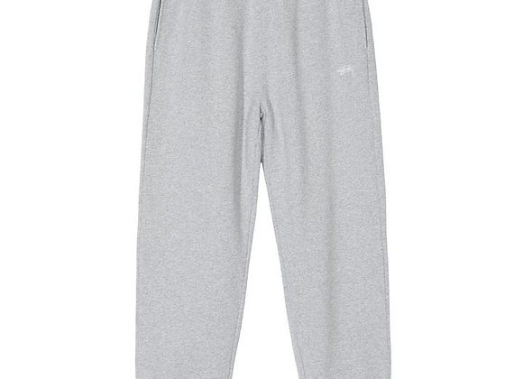 Stussy STOCK LOGO Pant | grey heather