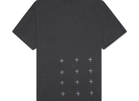 Ksubi INSURGENT BIGGIE T-Shirt | back to black