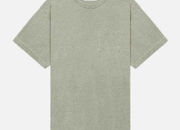 John Elliott LUCKY Pocket T-Shirt   sage green
