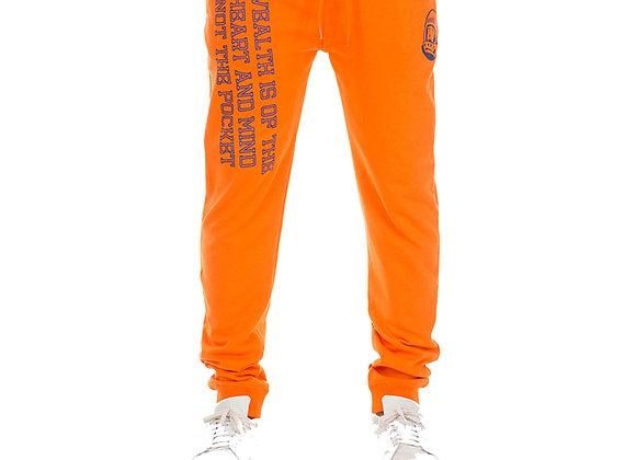 Billionaire Boys Club WEALTH Sweatpants | orange