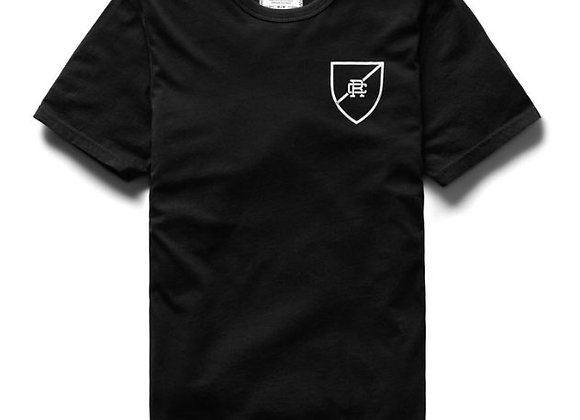 Reigning Champ SHIELD T Shirt | black