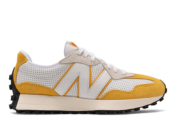 New Balance MS327PG  Sneakers | white/yellow