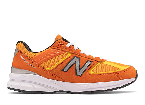 New Balance M990oH5 Sneakers | orange