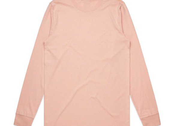 Evolve CORE Premium Long-Sleeve T-Shirt | muted pink