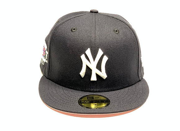 New Era NY YANKEES CUSTOM Subway Series 59Fifty Fitted Hat | navy