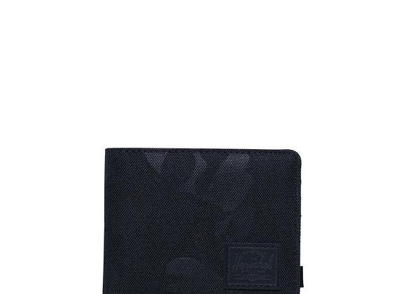 Herschel ROY Wallet | black tonal camo