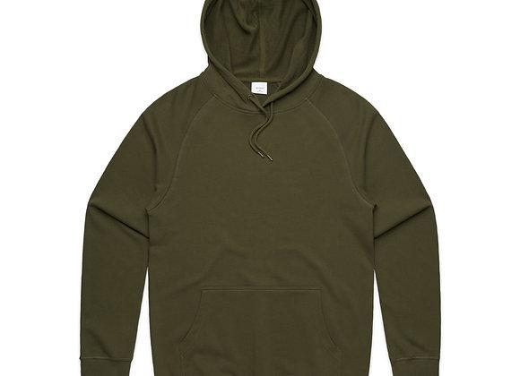 Evolve CORE Premium Crew Hoodie | military green