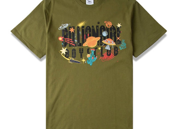 Billionaire Boys Club UNIVERSE T-Shirt | avocado