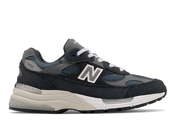 New Balance M992GG Made in the USA Sneakers | navy