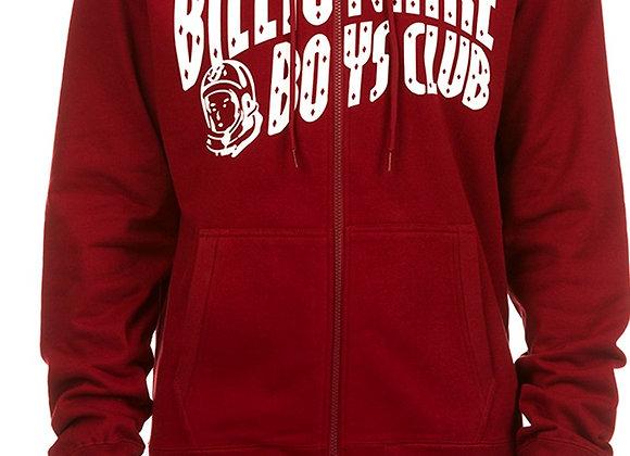 Billionaire Boys Club WARMTH Zip Hoodie   biking red