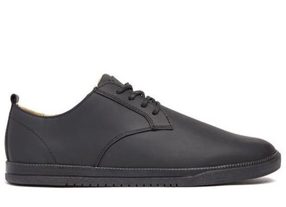 Clae ELLINGTON LEATHER | black coated leather