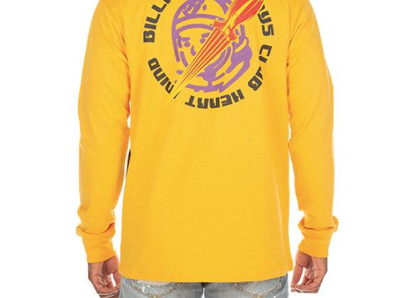 Billionaire Boys Club ROCKET L/S T-Shirt | artisan gold