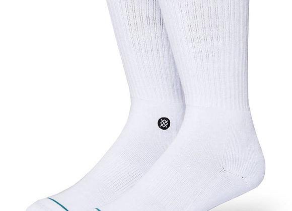 Stance ICON Socks | white