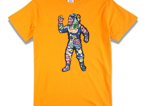 Billionaire Boys Club ASTRONAUT PLANS T-Shirt | flame orange