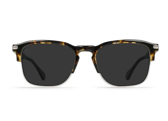 Raen WILEY ALCHEMY Sunglasses | brindle tortoise/smoke polarized