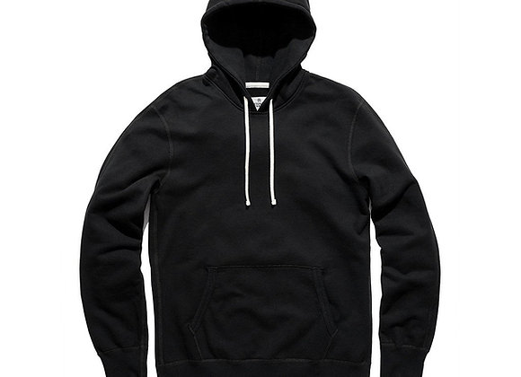 Reigning Champ Knit Terry Pullover Hoodie | black