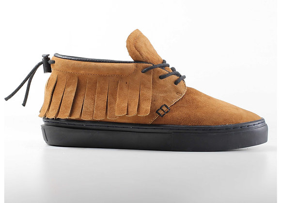 Clearweather ONE-O-ONE | honey suede/black
