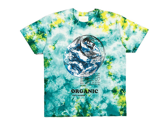 CRTFD ORGANIC LOVE T-Shirt | tie-dye