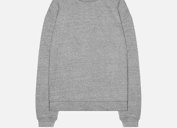 John Elliott OVERSIZED Crewneck Pullover | dark grey