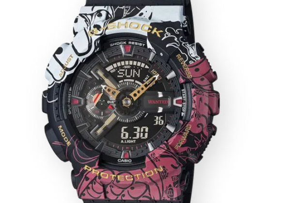 G-Shock X ONE PIECE GA-110 Watch | limited edition