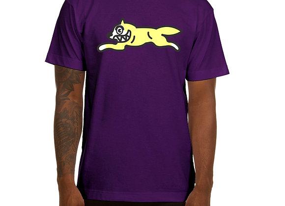 Ice Cream DECENZO T-Shirt | purple magic