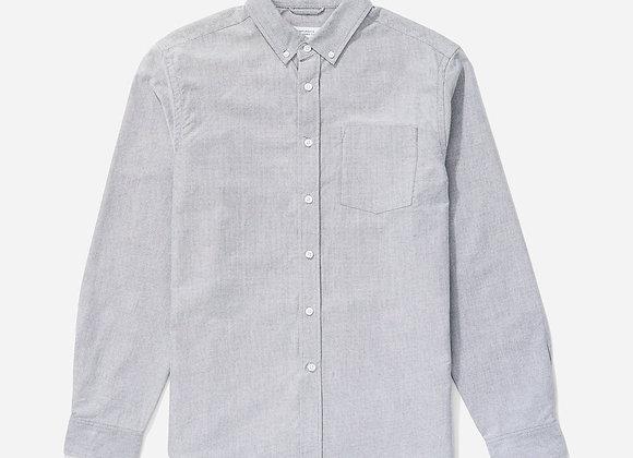 Saturdays NYC CROSBY L/S Shirt | charcoal