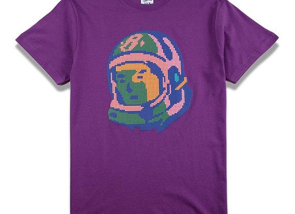 Billionaire Boys Club BB SPECTRUM T-Shirt   amaranth purple