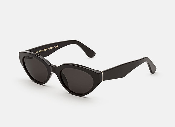 RetroSuperFuture DREW Black Sunglasses