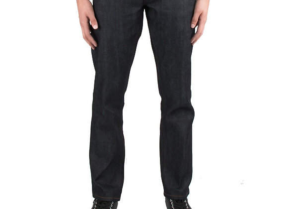 Unbranded Brand UB122 Skinny Fit Stretch Denim | raw indigo