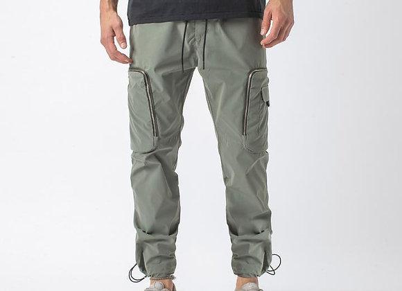 Zanerobe JUMPA+ TECH Cargo Pant | dark moss