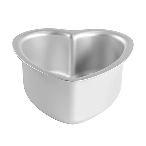 "Heart cake pan solid bottom 12""x2"""
