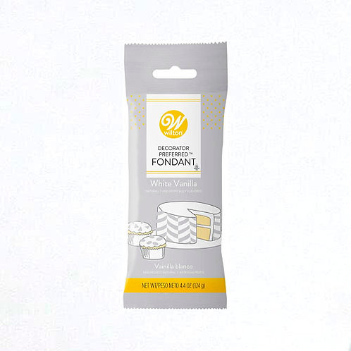 Dp White Fondant 4.4oz