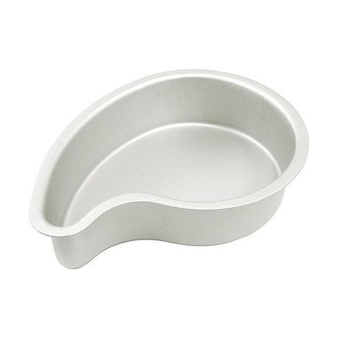 "Comma cake pan solid bottom 8""x3"""
