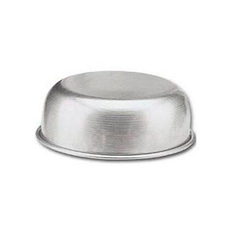 """Contour cake pan round bottom edge 14""""x3"""""""