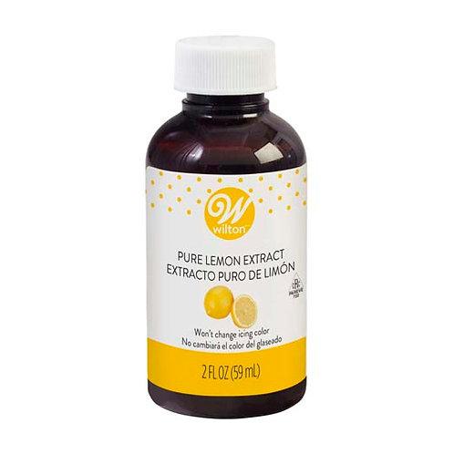 Lemon Extract 2 Oz