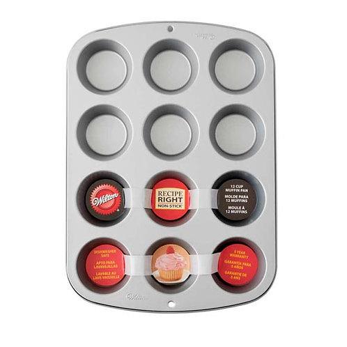 Rr 12 Cup Reg Muffin Pan