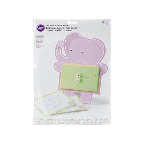 Advice Cards Elephant