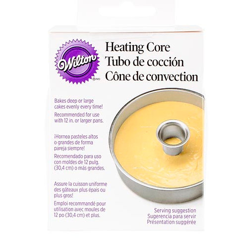 Dec Pref Heating Core