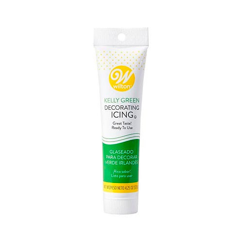 Kelly Green Icing Tube