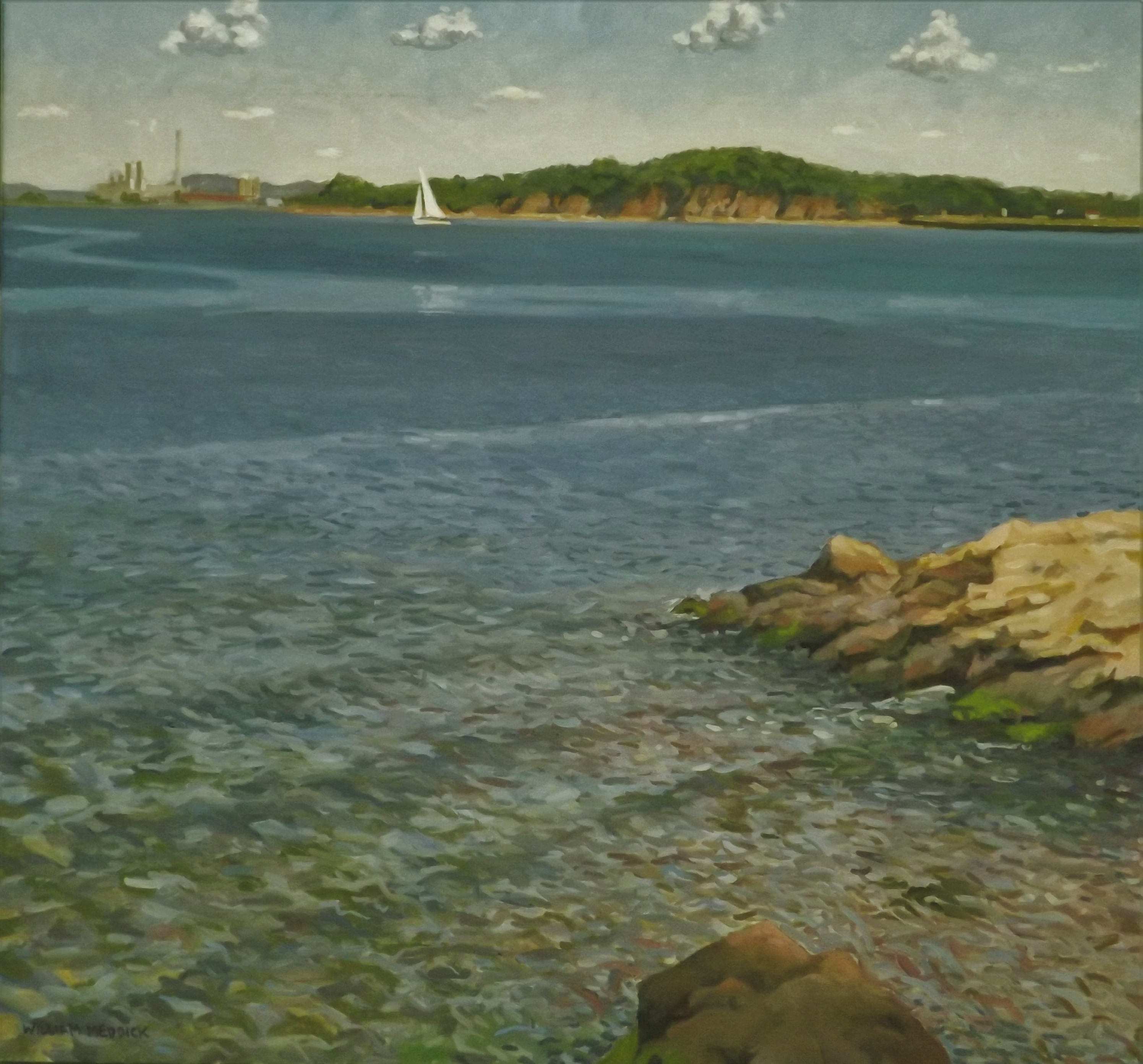Morris Cove from Lighthouse Point