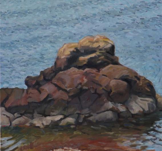 Water - Rock