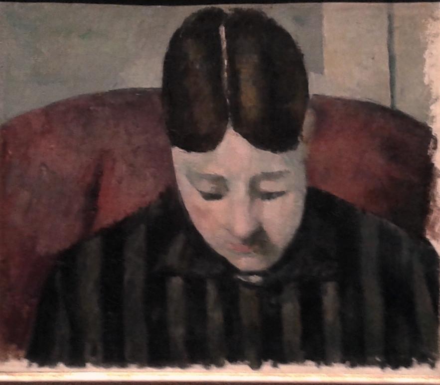 Mdm.Cezanne Head down.jpg