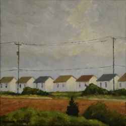 Overcast, Cottages