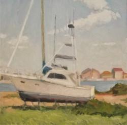 White Boat, ME